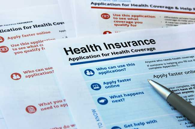 Different types of health insurance coverage explained